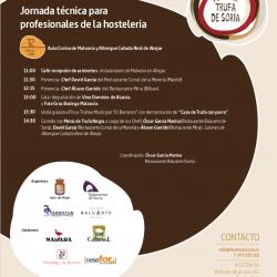 III Jornada técnica para profesionales de la hostelería (12/02/2018)