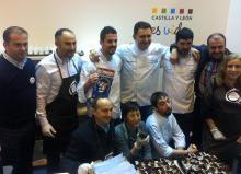 Feria trufa Abejar en FITUR '15